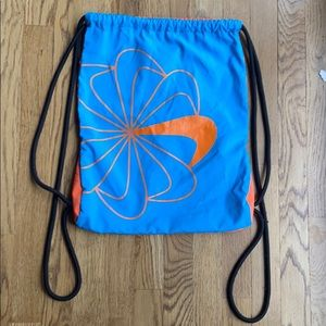 Nike Sling Drawstring Backpack EUC